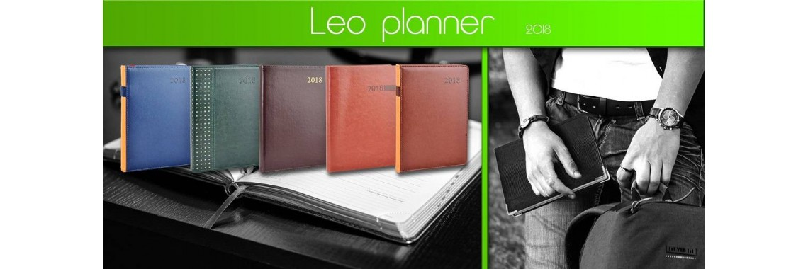 LEO - качественные канцтовары, ежедневники