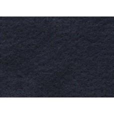 Фетр листовой (полиэстер) 20х30 см, Черный, 150 г/м2, Knorr Prandell
