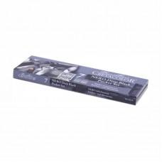 Набор угля NERO POCKET, 7 шт, метал. коробка, Cretacolor