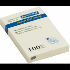 Папір клейк. 51*76 ВМ 2311-01 100арк. жовта (12/144)