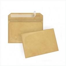 Конверт папер. С5 скл,КРАФТ. 80, ЕКО /3644/ 162*229мм (уп. 500шт)