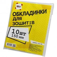 """Обложки д / тетрадей 150 мкм """"TASCOM"""" / 1615-ТМ / """"Мультики"""" (10/500/2000)"""