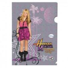 """Папка-куток А4 """"Kite"""" /HM11-201WK/ """"Hannah Montana"""" 160мкр, (12)"""