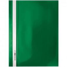 "Скор. пл. Б/ПЕРФ.""Еconom"" /E38503-04/ А4 зелений (10)"