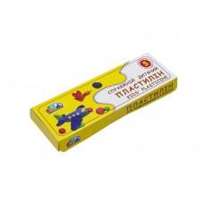 """Пласт. """"ГАММА-Н""""""""Улюблені іграшки"""" 5 кольор. 331024 50г. (1/98)"""