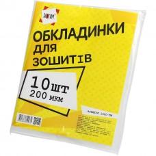 """Обложки д / тетрадей 200 мкм """"TASCOM"""" / 1620-ТМ / """"Мультики"""" (10/250/1250)"""