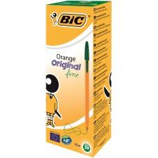 "Ручка кульк. ""BIC"" Orange /1199110113/ зелен. (20/100/1000)"