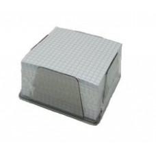 Бокс д / бумаги КИП 9 * 9 * 4,5 дым. (12)