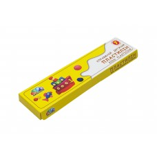 """Пласт. """"ГАММА-Н""""""""Улюблені іграшки"""" 7 кольор. 331025 70г. (1/50)"""