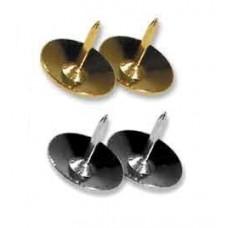 """Кнопки """"NORMA"""" /4837/ нікель (100шт.) (10/1000)"""