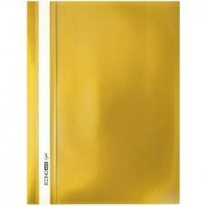 "Скор. пл. Б/ПЕРФ.""Еconom"" /E38503-05/ А4 жовтий (10)"