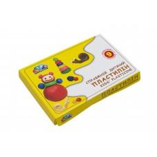 """Пласт. """"ГАММА-Н""""""""Улюблені іграшки"""" 9 кольор. 331026 90г. (1/42)"""