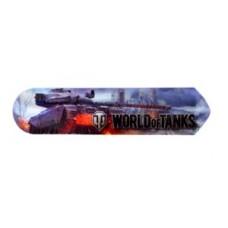 """Закладка 2D """"1Вересня"""" /705385/ """"World of tanks"""" (1/1500)"""