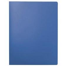 """Папка-обкладинка А4 """"Leo"""" /490944/ L6140 Синя (1/60)"""