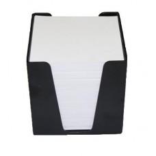 Бокс д / бумаги КИП 9 * 9 * 9 черн. (6)