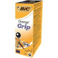 "Ручка кульк. ""BIC"" Orange Grip /811925/ чорн. (20/100/1000)"