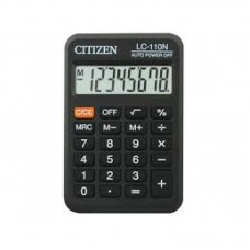 Калькулятор CITIZEN LC-110 III, карман.8-разр.87*58мм