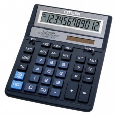 Калькулятор CITIZEN SDC-888XBL,настiл.12-розр.158*203мм