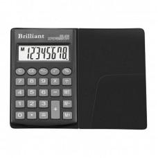 КалькуляторBrilliant BS-200 карм.8-розр, ПВХобкладинка