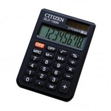 Калькулятор CITIZEN SLD-100 III, карман 8-разр.88*57мм