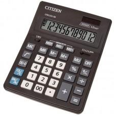 Калькулятор CITIZEN СDB -1201-BK, настол.12-разр.155*205мм