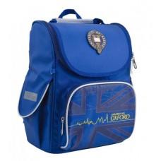 "Рюкзак каркасний ""Yes"" /553292/ H-11 Oxford blue, 34*26*14 (1/4)"
