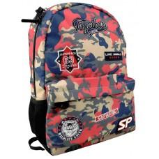 """Рюкзак """"SAF"""" /20-171L-2/ 1 відд., 45х29х18см, PL, Style"""