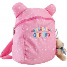 "Рюкзак дитячий ""Yes"" /554062/ OX-17, рожевий, 20.5*28.5*9.5 (1/40)"