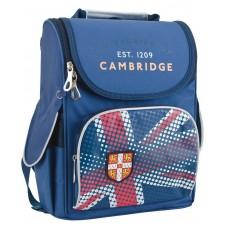 "Рюкзак каркасний ""Yes"" /553304/ H-11 Cambridge blue, 34*26*14 (1/4)"