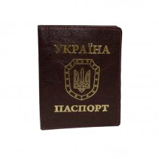 Обкладинка Паспорт ОВ-8 Sarif бордо 100*135 (1/5)