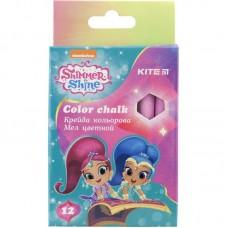 Мел цветной, 12 шт. Shimmer&Shine SH18-075