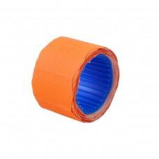 Ценник флюо TCBL2616X 2,56м, овал 160шт/рол (оранж.)