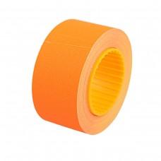 Ценник флюо TCBIL3050 10,00м, прям.200шт/рол (оранж.)
