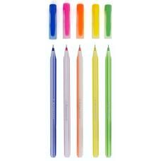 Ручка масляная 1 Вересня Candy синяя