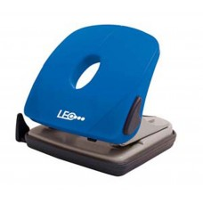 Дырокол 25л пласт. L1424-04 синий