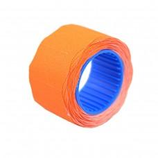 Ценник флюо TCBL2616X 4,00м, овал 250шт/рол (оранж.)