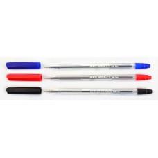 """Ручка шар/масл """"Amaze"""" красная 0,7 мм """"LINC"""""""