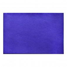 Набор Фетр мягкий, темно-фиолетовый, 21*30см (10л)