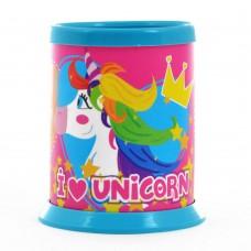 """Стакан для письменных принадлежностей разборной """"Magic unicorn"""""""