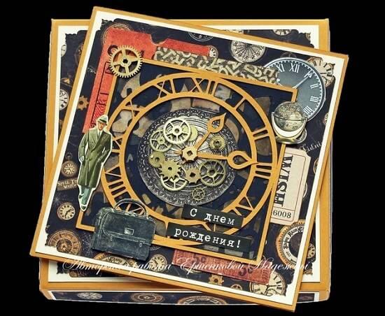 Кардмейкинг - заготовки для открыток, открытки своими руками
